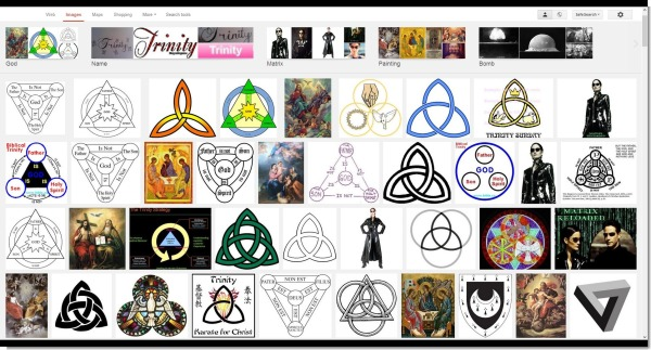 Trinity - Google Search Results
